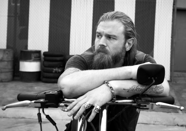 SONS OF ANARCHY: Ryan Hurst. CR: James Minchin III / FX